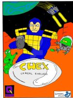 Chex: Cereal Evolved by Kozmanaut