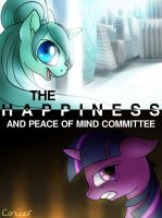 The Happiness and Peace of Mind Committee Cover by Conicer