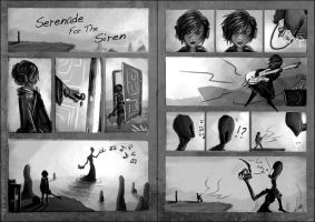 Serenade For the Siren (Graphic Short) by Epiclone