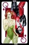 queen of diamonds villains by bernardchang