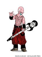 punk buu by Da-Buu-Club