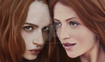 Redheads by MissCog
