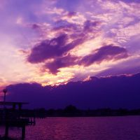 Violet Sunset by Kate419882