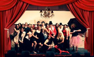 Moulin Rouge Cast by nowastedmoments