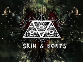 Skin and Bones Logo/EP by captain-archdandy