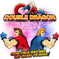 Double Dragon Neon v2 by POOTERMAN