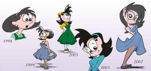 Penny Evolution by Captain-Galant