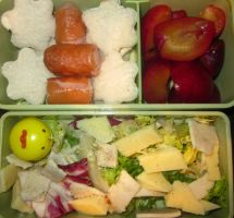 Plain Bento by Thenextera