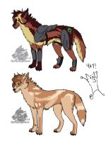 Some design for Koriuum by thelunapower