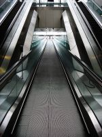 Escalator by creativecircle