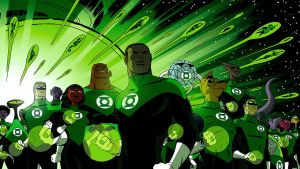 Green Lantern Corps by Xionice