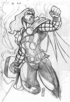 Thor Again by JazzRy