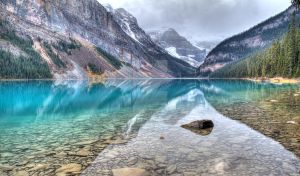 Lake Louise in Banff National Park, Canada by peteleclerc