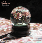 : Japanese Sakura snowglobe FOR SALE : by BastardPrince