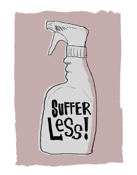 Suffer Less! by ynnse