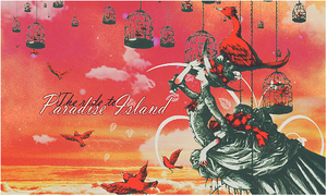 The rode to Paradise Island by FlowEditions