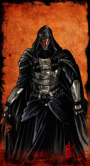 dessins et affiches star wars - Page 17 Revan_by_thedarkestseason