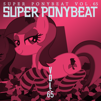Super Ponybeat Vol. 065 Mock Cover by TheAuthorGl1m0