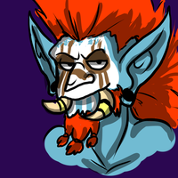 Vol'Jin icon by RucciTheBoss