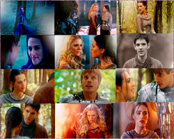 Merlin S3 Episode 7 Wallpaper by TwilightxGirl