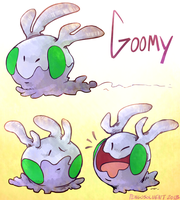 Goomy! by pengosolvent