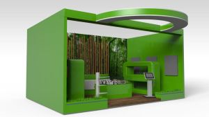Booth PU Goverment_ALT II by ManursStudio