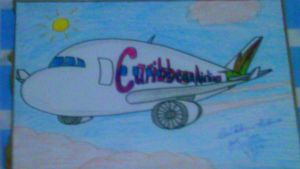 Caribbean Airlines by artluvr4life