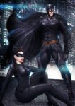 The Bat and The Cat by MeTaa