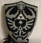 LOZ Dark Link Hylian Shield v1.43 Backpack by RbitencourtUSA