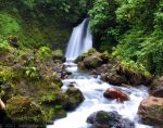 Waterfall Costa Rica by TimberClipse
