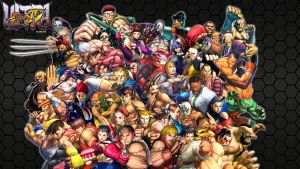 Ultra Street Fighter IV Wallpaper by SBlister
