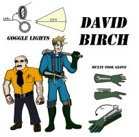 David Birch- Design Sheet by OrionTheMuse