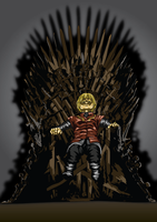 Tyrion Lannister (Game Of Thrones) by HarlandGirl