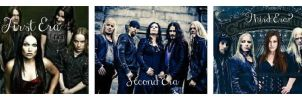 Nightwish Era's by CrazyEvilGirlie
