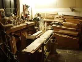 my place by woodcarve