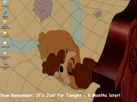 Remember Its Just For Tonight by rainbowchaser