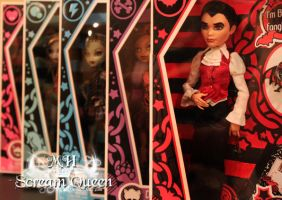 Boxed Monster High Dolls by KittRen