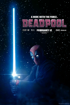 Deadpool (2016) - Poster #3 by CAMW1N