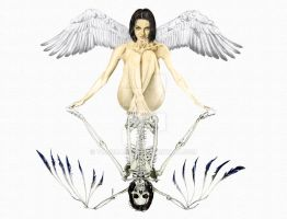 Angel Of Beauty And Death 4 Wwm by Toadman005