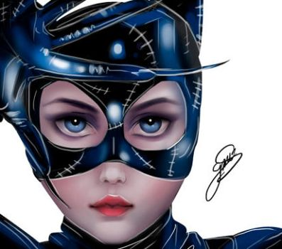 Catwoman by Corba11