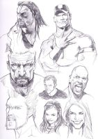 08312014 WWE Portrait by guinnessyde