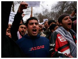 Young Muslims by JamesBardolph