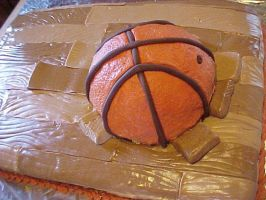 basketball cake 3 by toastles