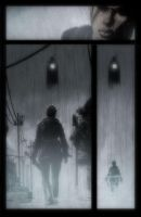 Silent Hill Downpour #3 Page 12 by T-RexJones