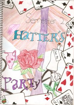 Mad Hatter's Tea Party 2 by BunnyJessJess