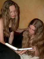 Women-Witchcraft Aprentices 1 by Stock-gallery