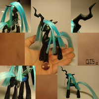 Queen Chrysalis by Gela-G-I-S-Gela