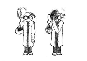 me the scientist by RumourTheNoir