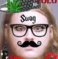 Swag YOLO Swag by Grapesss