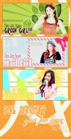 Pack Signature Seo Joo Hyun by @ EJ by Eriol-Diggory-Art